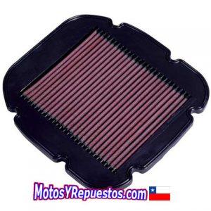 Filtro de aire kyN en Chile suzuki Vstrom 650 1000