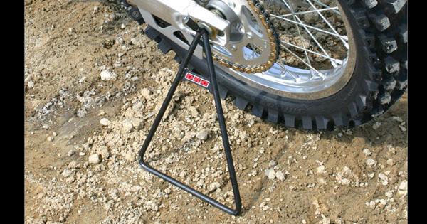 triangulo motocross