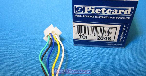 comprar cdi honda CB 650 750 900 aca en Chile original TCI-2048 P