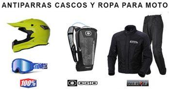 Cascos Y Ropa Para Moto