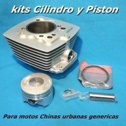 Cilndro y Piston de Moto