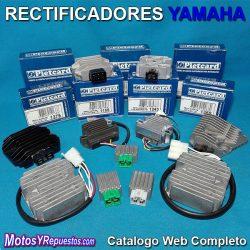 Rectificadores Yamaha