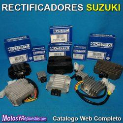 Rectificadores Suzuki
