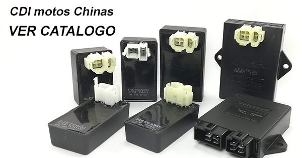 CDI Motos Chinas