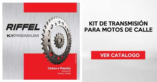 Kit Transmision Moto de Calle