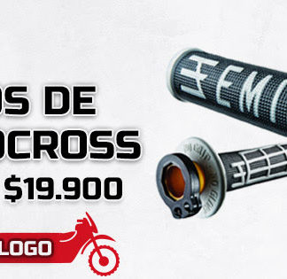 Puños para Motocross y Enduro